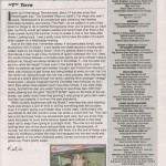 Kustoms and Hot Rods Magazine - Letter from the Editor, July 2011